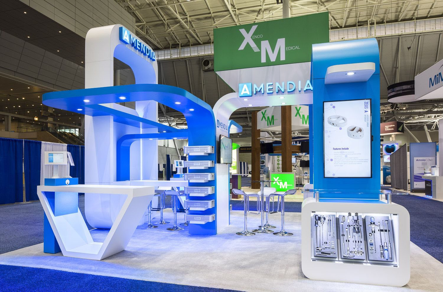 Education Exhibition Booth Design : Trade show booth design display tips ideas to attract